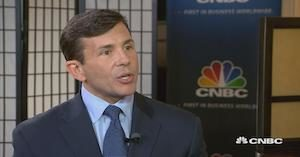 JOHN CROWLEY, CHAIRMAN AND CEO, FEATURED ON CNBC