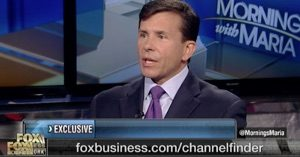 JOHN CROWLEY, CHAIRMAN AND CEO, FEATURED ON FOX BUSINESS MORNINGS WTH MARIA